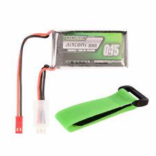 Airtonk Power 7.4V 450mAh 30C 2S Lipo batería JST Enchufe para RC Racing Barco Teledirigido