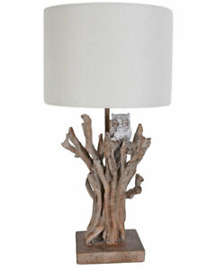 Table Desk Lamp Cottage Lamp Light Owl Table Lamp Tree Trunk Bedside Lamp