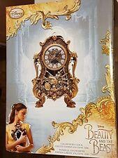 Disney store limited edition beauty beast big ben cogsworth
