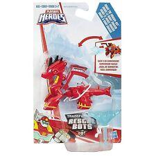 Playskool Heroes Transformers Rescue Bots MINI-CON Drake la figura del drago-Bot