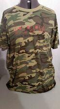 Barenaked Ladies Are Me BLAM USA Tour Concert Mens XL Short Sleeve Camo T Shirt