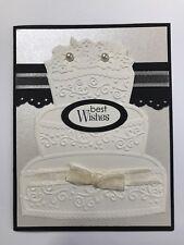 Stampin' Up! Elegant Wedding Cake Card Kit