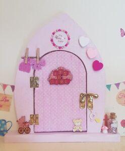 🍼The Baby Girl Fairy🍼Alternative Opening Door Shower Present Gift New Baby Fun
