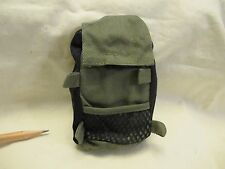 L053 Dollhouse Military Green Camouflage Backpack Accessories Miniature 1:6 Army