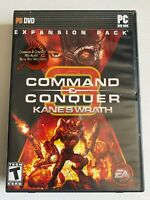 Command & Conquer 3: Kane's Wrath Expansion Pack Package PC Game