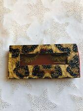 Christian Louboutin gold eye lashes NEW false fake eyelashes BOXED Loubiléopard