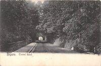 POSTCARD    SURREY   REIGATE    Tunnel   Road