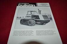 Caterpillar 65 Challenger Tractor Dealer's Brochure DCPA8 ver2