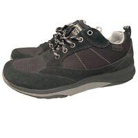 LL Bean Womens Size 9.5 Medium Tek 2.5 Waterproof Insulated Hiking Shoes Black