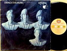 BEARSVILLE Utopia DEFACE THE MUSIC Beatles Parody BRK-3487 JW-1/JW-1 EX+
