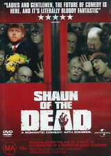 Shaun Of The Dead - Comedy / Romantic / Horror / Zombies - Simon Pegg - NEW DVD