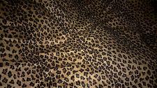 tissu  velours cotele epais peau 50x140  cm