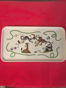 Vintage Original Serving Tray Other China Dinnerware For Sale Ebay