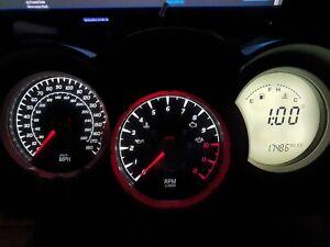 led clock upgrade kit lightenUPgrade WHITE TRIUMPH SPRINT ST 1050 GT 1050