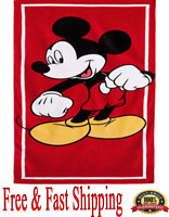 Disney Towel Classic Mickey Red Beach Towel Original