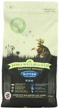 Wellbeloved Ocean White Fish and Rice Kitten 1.5kg - 19249