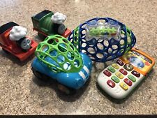 New listing 5 Piece Lot Of Baby/Toddler Boy Toys