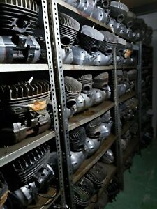 Motors of bultaco, montesa and ossa in general. We have more than 500 engines fo