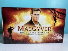 MacGyver The Complete Series Dvd Show 2007 39-Disc Set 139 Episodes Cbs