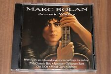 Marc Bolan-Acoustic Warrior (1996) (CD) (Telstar – tcd2858)