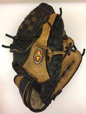 "Easton Genuine Series GS500 11"" Baseball Softball Glove Mitt USA Tan Leather RHT"