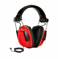 Stereo Headphones Hearing Protector with Mp3 Connection For Shooting, Hunting