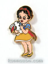 Disney Pin Toddler Princess Snow White