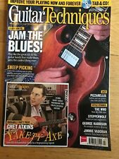 Guitar Techniques magazine & CD: July 2015