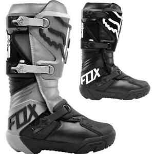 Fox Racing Comp X Boot Offroad Adult Mens Racing Boots ATV Dirtbike MX