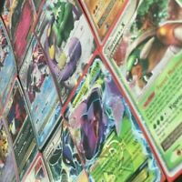 Pokemon Card Lot 100 OFFICIAL TCG Cards Includes 1 Ultra Rare GX,EX MEGA + HOLOS