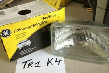 Sealed Beam Halogen Headlight Bulb Lamp GE H4656 /2A1 Replaces 4652 HP4656 H4662