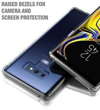 For Galaxy Note 9 Case | Extreme Lightweight Flexible TPU Protective Cover Clear