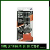 RTV Silicone Instant Gasket Maker black High Temperature Sealant 85G Tube