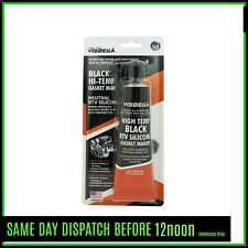 RTV Silicone Instant Gasket Maker black High Temperature Sealant 85G Tube