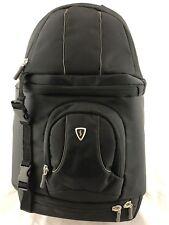 Sumdex Xposure II DLSR Camera Sling Backpack Black POC-484 NWT