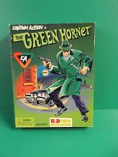 """CAPTAIN ACTION """"THE GREEN HORNET"""" 12""""IN ACTION FIGURE 1998 PLAYING MANTIS"""