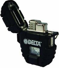 Ultimate Survival Delta Shock & Stormproof Butane Lighter Black 21-390-0001