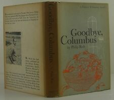 PHILIP ROTH Goodbye, Columbus SIGNED FIRST EDITION