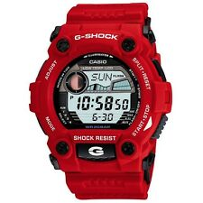 Casio G-7900A-4ER Mens G-Shock G-Rescue Red Watch RRP £105