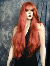 SALE~FIRE HENNA RED WIG~Wigs~Long~Straight NEW