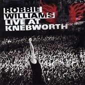 Robbie Williams / Live at Knebworth *NEW CD*