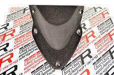Ducati Hypermotard 796 Bottom Panel Cover For The Headlight Fairing Carbon Fiber