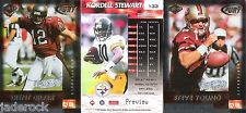 """Kordell Stewart 1999 Collector's Edge Fury Galvanized """"Preview"""" #133 RARE!"""