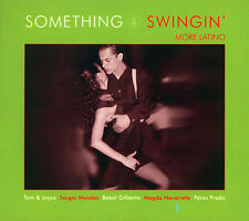 SOMETHING SWINGIN' MORE LATINO /POLISH EDITION// CD sealed from Poland