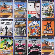 Sony PS2 Playstation 2 OVP Snowboarding Skateboarding Tony Hawk´s zum Auswählen