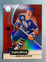 2018-19 Upper Deck Synergy Red Legend #34 Mark Messier Unscratched Bounty Oilers