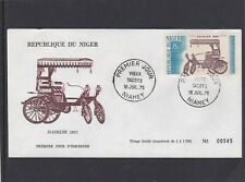 Niger 1975 329 FDC Automobiles Vieux tacots Daimler 1895