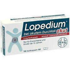 Lopedium akut Kapsel   10 st   PZN1939446