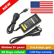 Lenovo 65W Slim Tip Laptop Ac Power Adapter Charger 36200350 Adlx65Sdc2A