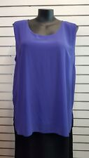 ladies camisole top by Sybils 1718-028 size 22 NWT Evening Event Occasion Work